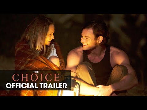 The Choice (Nicholas Sparks 2016 Movie) – Official Teaser Trailer