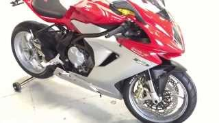 8. 2013 MV Agusta F3 675 Sport Bike At Celebrity Cars Las Vegas