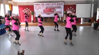 Video Goyang Dumang - Line Dance (EDAM) MP3, 3GP, MP4, WEBM, AVI, FLV Juni 2018