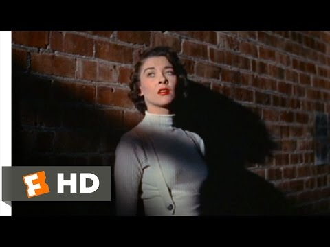 A Kiss Before Dying (6/11) Movie CLIP - Caught in the Alley (1956) HD