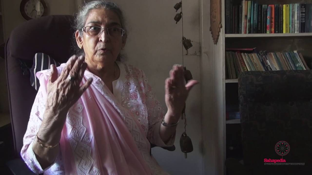 Pushpa Bharati on Andha Yug