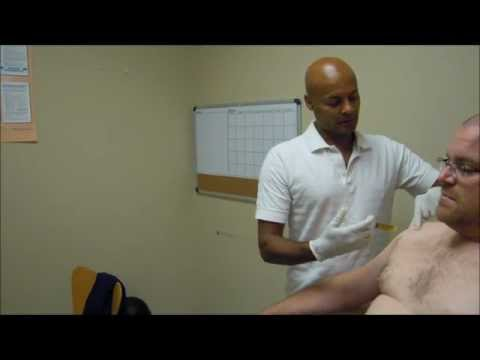 Ozone Therapy Injection Shoulder Sports Injury at RejuvenateYou