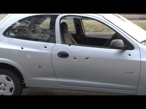 Cinegrafista flagra assaltante baleado pela polícia em Santo André
