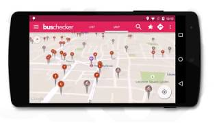 London Bus Checker Free: Times YouTube video
