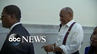 Bill Cosby goes to jail