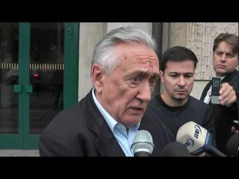 Az igazságügyi és a külügyi tárca is mindvégig ellenezte Safarov átadását