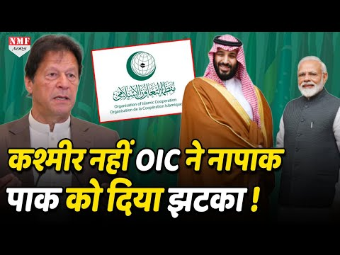 OIC Meeting  Kashmir