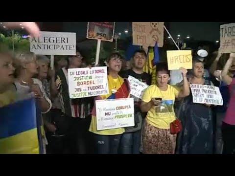 Ογκώδεις αντικυβερνητικές διαδηλώσεις
