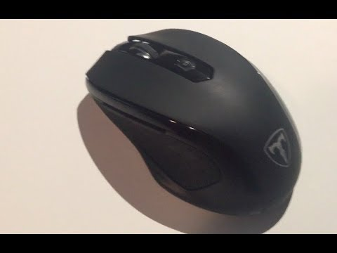 VicTsing MM057 mouse view