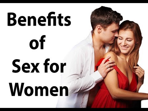 Benefits of sex for women
