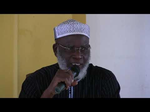 COTE D'IVOIRE: L'IMAM DOSSO et Mr NOGOU Président DE l'OISS INTERPELLE LES ACTEURS POLITIQUE SUR LA SITUATION SOCIOPOLITIQUE ACTUELLE