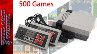 Download Lagu /// Fake Mini Nes Classic Console \\ | 500 IN 1| Game Machine / Nintendo Review / Chinese Knock off Mp3