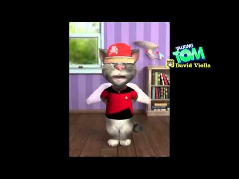 Talking Tom Chúc Mừng Năm Mới, Mèo Mun Happy New Year