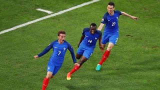 Video Le parcours de l'Equipe De France à l'EURO 2016 ! MP3, 3GP, MP4, WEBM, AVI, FLV Juni 2017