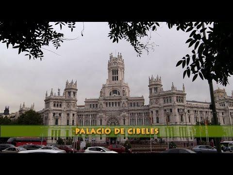 Madrid City, Rundreise Doku mit den wichtigsten Seh ...