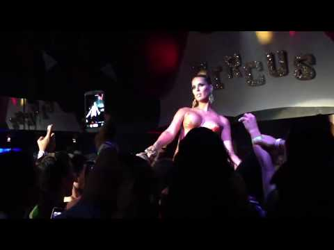 Carmen Carrera at Liquid Tampa 4/20/13