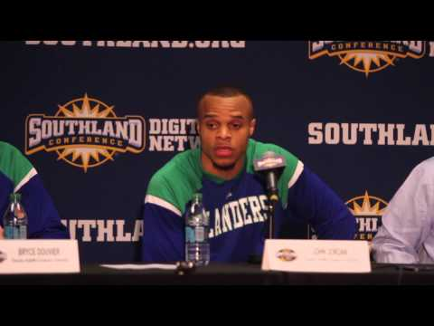 Islanders Men's Basketball vs. UNO Postgame Press Conference