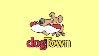 Dogtown logo animation