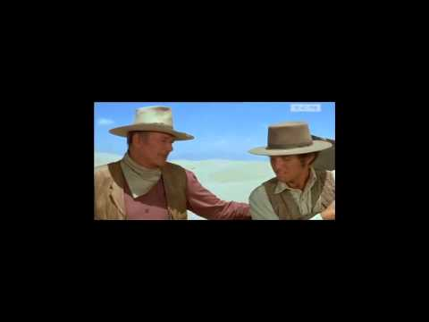 The Train Robbers   John Wayne   A Man
