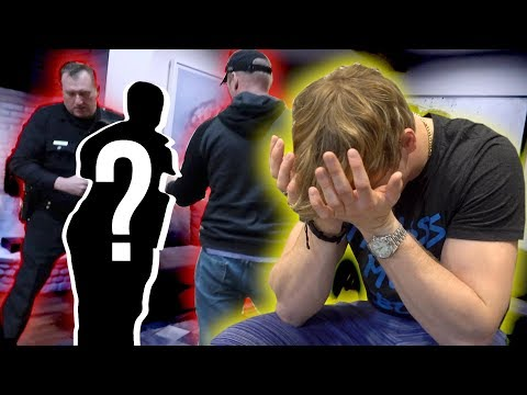 I Arrested The Guy Who Broke Into My House... In My House...