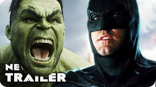 Comic Con 2017 Best Movie Trailer Compilation - The best Movie Trailers from SDCC 2017Subscribe for more: http://www.youtube.com/subscription_center?add_user=NewTrailersBuzzBest Movie Trailers released this YearReady Player One TeaserThor 3 Ragnarok Trailer Justice LeagueJigsawBrightPacific Rim 2 UprisingThe Lego Ninjago MovieKingsman 2 The Golden CircleShape of WaterSnowman