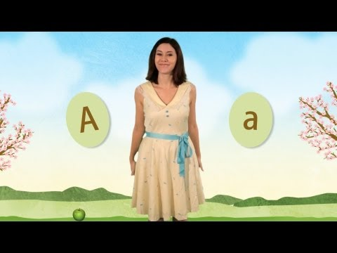 Video of Learn the Alphabet (ABCs)