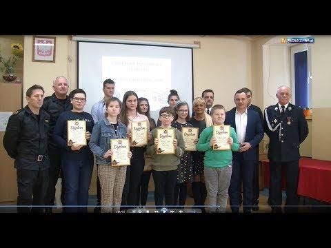 Ogólnopolski Turniej Wiedzy Pożarniczej pod hasłem: Młodzież zapobiega pożarom