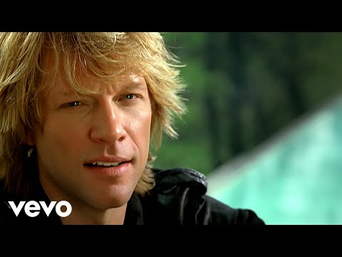 BON JOVI - Make A Memory (You Want To)