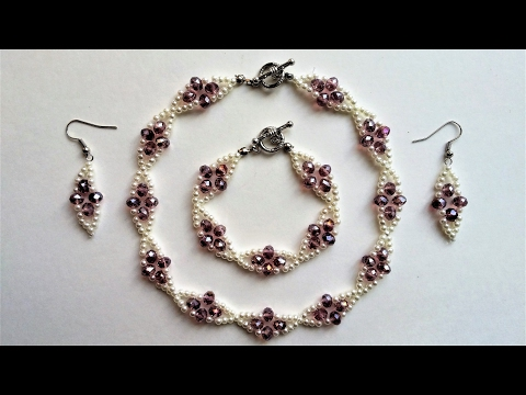 Bridal Jewelry, Bridesmaid Jewelry. Wedding Accessories Making