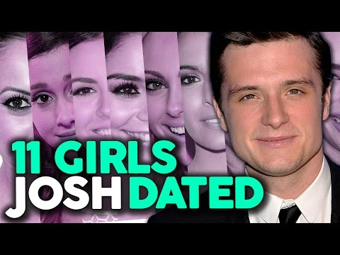 "11 Girls Josh Hutcherson Has ""Dated"""