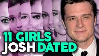 "11 Girls Josh Hutcherson Has ""Dated"""