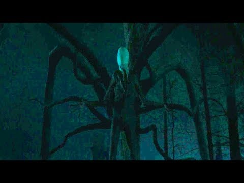 Slender Man (2018) - Slender Man Attack Scene! - Movieclip HD