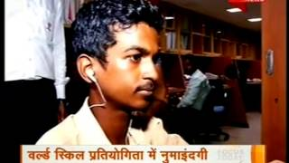 Anthony  Selva  Nadar, a 19-year old Jetking student from Dharavi  in Mumbai, has emerged as the winner to represent India at the  international stage of World Skills in Brazil this year. Jetking infotrain Limited, in partnership with National Skill Development  Corporation(NSDC), launched the World Skills competition 2015   at Pragati Maidan in Delhi.
