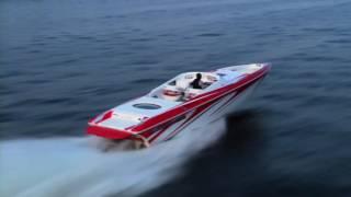 Sunsation Power Boats