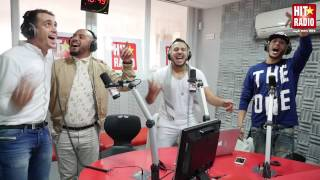 "Live ""3achek Mallala"" de Fnaïre dans le Morning de Momo sur HIT RADIO - 19/01/15"
