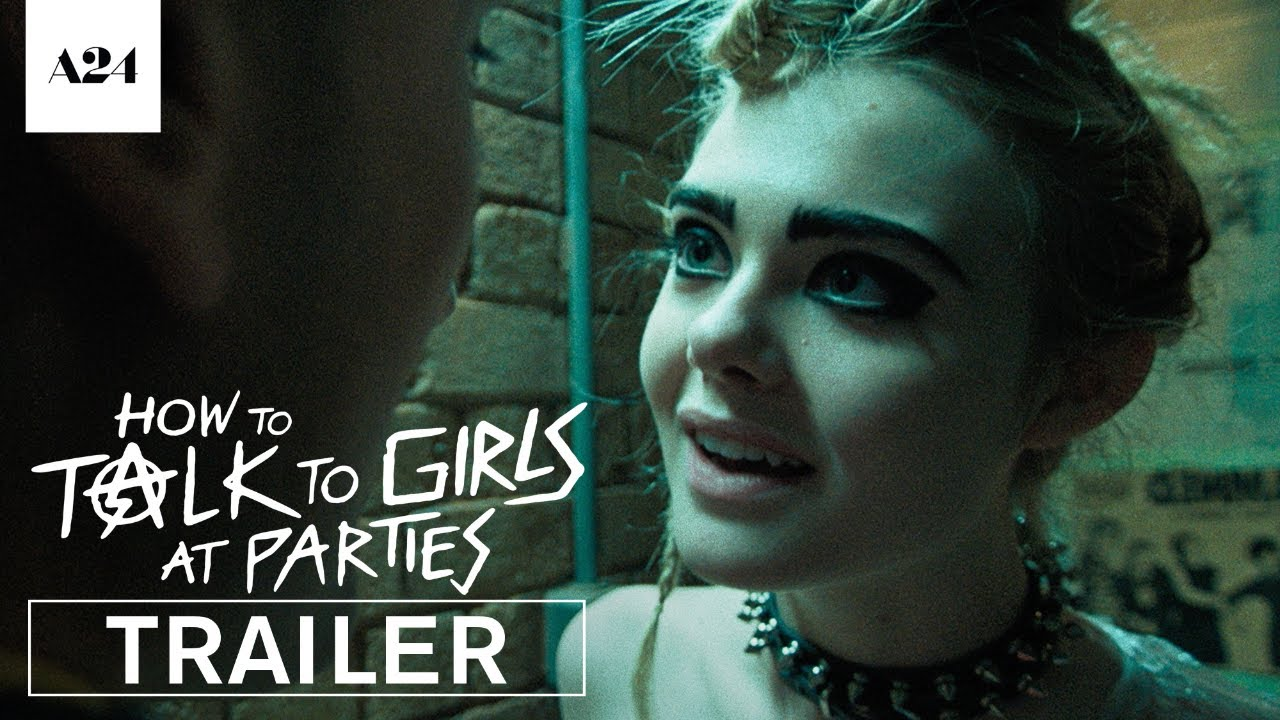 Elle Fanning is out of this World in Pop Extravaganza Sci-Fi 'How to Talk to Girls at Parties' (Trailer) with Nicole Kidman