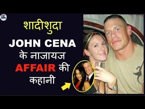 5 Women Who Have Close Relationship With John Cena | जॉन सीना के साथ Relation रखने वाली Women's