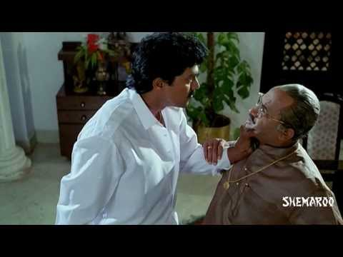 Mayadari Mosagadu Movie Scenes - Vinod Kumar trying to save the ladies - Soundarya  Manorama 05 December 2013 03 PM