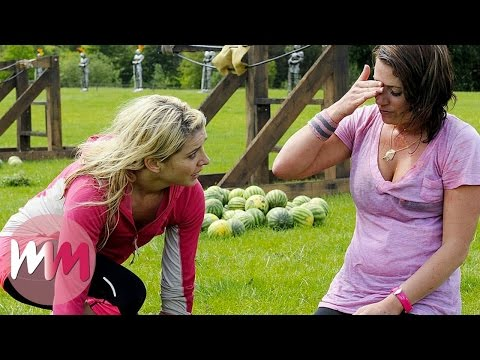 Top 10 Shocking Amazing Race Moments