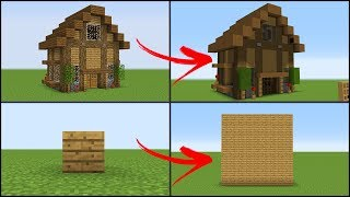 A NEW WAY TO BUILD IN MINECRAFT