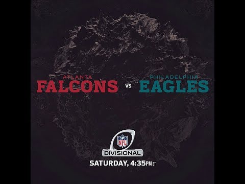 Falcons vs Eagles, NFC Divisional Round | The Sports Corner | Playoffs Predictions