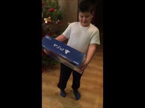 Новый год , PS4 ! (видео)