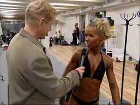 Fitnessfestivalen 2005: DVD del 1