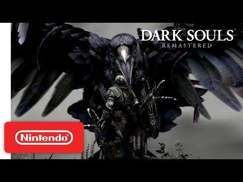 DARK SOULS: REMASTERED - Launch Trailer - Nintendo Switch