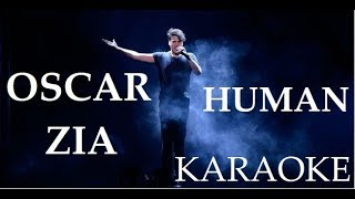Oscar Zia -  Human Karaoke with Chorus