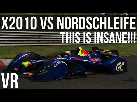 Assetto Corsa - The FASTEST Car In Sim Racing vs The Nordschleife