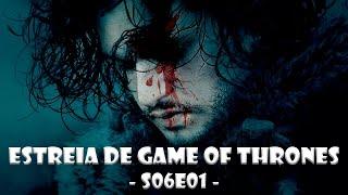 Programa Ao Vivo com transmissão e chat pelo: www.serieemdebate.com Debate da estreia de Game of Thrones. Exibição logo...