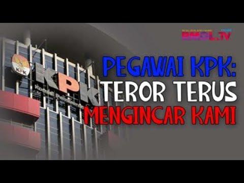 Pegawai KPK: Teror Terus Mengincar Kami