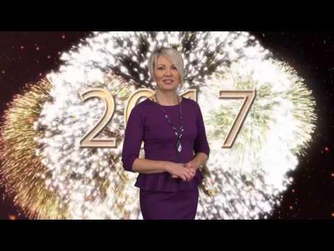 Новогоднее видеопоздравление Яны Дойна!!!