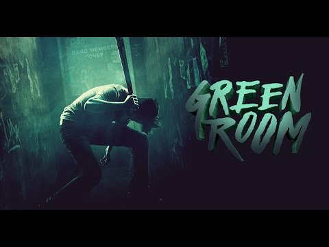 Unboxing: Green Room ( Blu-ray )